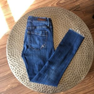 Legging Jeans Mid Rise